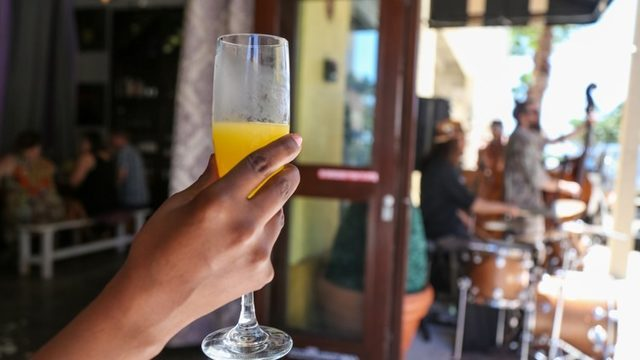 Starting today, some cities can sell alcohol earlier thanks to 'brunch bill'