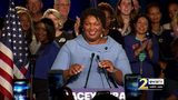 RAW VIDEO: Stacey Abrams thanks her supporters in late election night speech