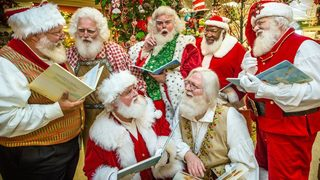 North Pole Confidential: How to be Santa Claus, attend Santa University