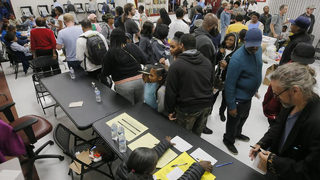 Georgia election officials required to add more absentee votes