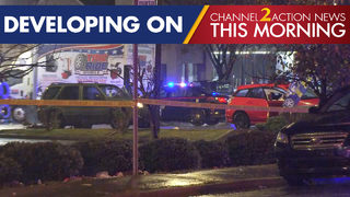 2 dead in triple-shooting at gas station in Atlanta