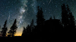 Look up! Leonid meteor shower visible this weekend over Georgia