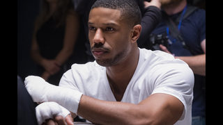 Michael B. Jordan steps into the ring for another round in 'Creed II