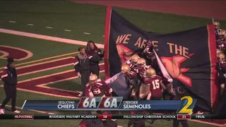 99 points scored, 1 point victory; Who won Sequoyah vs. Creekside?