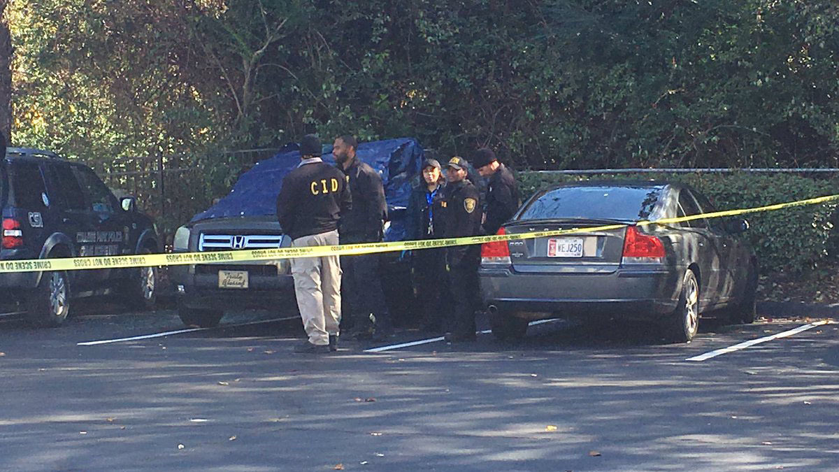 PEOPLE FOUND DEAD AT HOTEL: 2 people found dead in car in