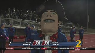 Georgia high school football playoff scores