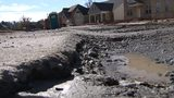 Damaged roads left unfixed in Forsyth neighborhood for 7 weeks, neighbors say