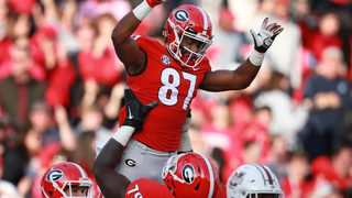 Big day for Fields as UGA routs UMass