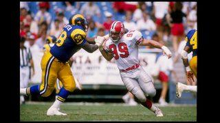 Former Atlanta Falcons linebacker Tim Green says he has ALS