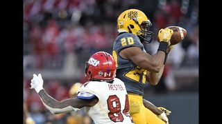 Kennesaw State wins 5OT thriller in first football game at SunTrust Park