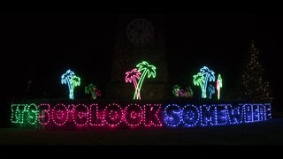 PHOTOS: Magical Nights of Lights at Margaritaville at Lanier Islands