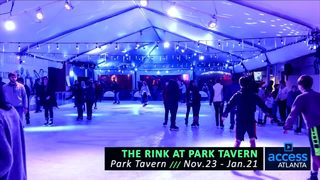 No plans this weekend? Check out A Christmas Carol, The Rink at Park Tavern, Snow Mountain and more!