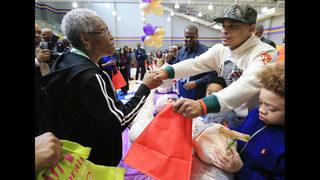 Atlanta rapper T.I. to give away turkeys to grandparents