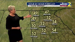 Cool Wednesday morning ahead