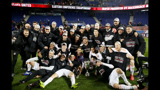PHOTOS  Atlanta United wins the 2018 MLS Eastern Conference - (1 14) 4262658d5