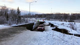 Anchorage earthquake