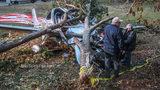 2 hospitalized after plane crash on KSU campus