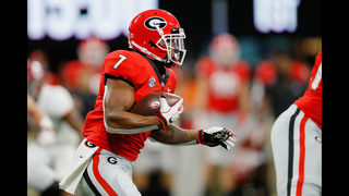 UGA out of College Football Playoff; Alabama, Clemson, ND, Oklahoma are in
