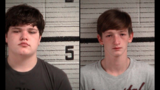 Blake Dickey (left) and Hunter Hill (right). (Photo: Fannin County Sheriff's Office)