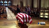 RAW VIDEO: President George W. Bush gives eulogy for his late father