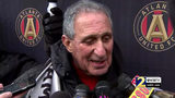 RAW VIDEO: Arthur Blank talks about Atlanta United victory following parade, rally
