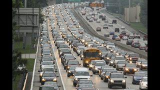 Study: Atlanta drivers