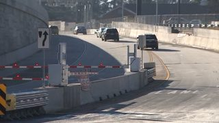 New I-75 express lanes get first test with winter weather
