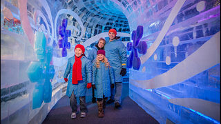 GUIDE: Places to find snow and fun near Atlanta this holiday season!