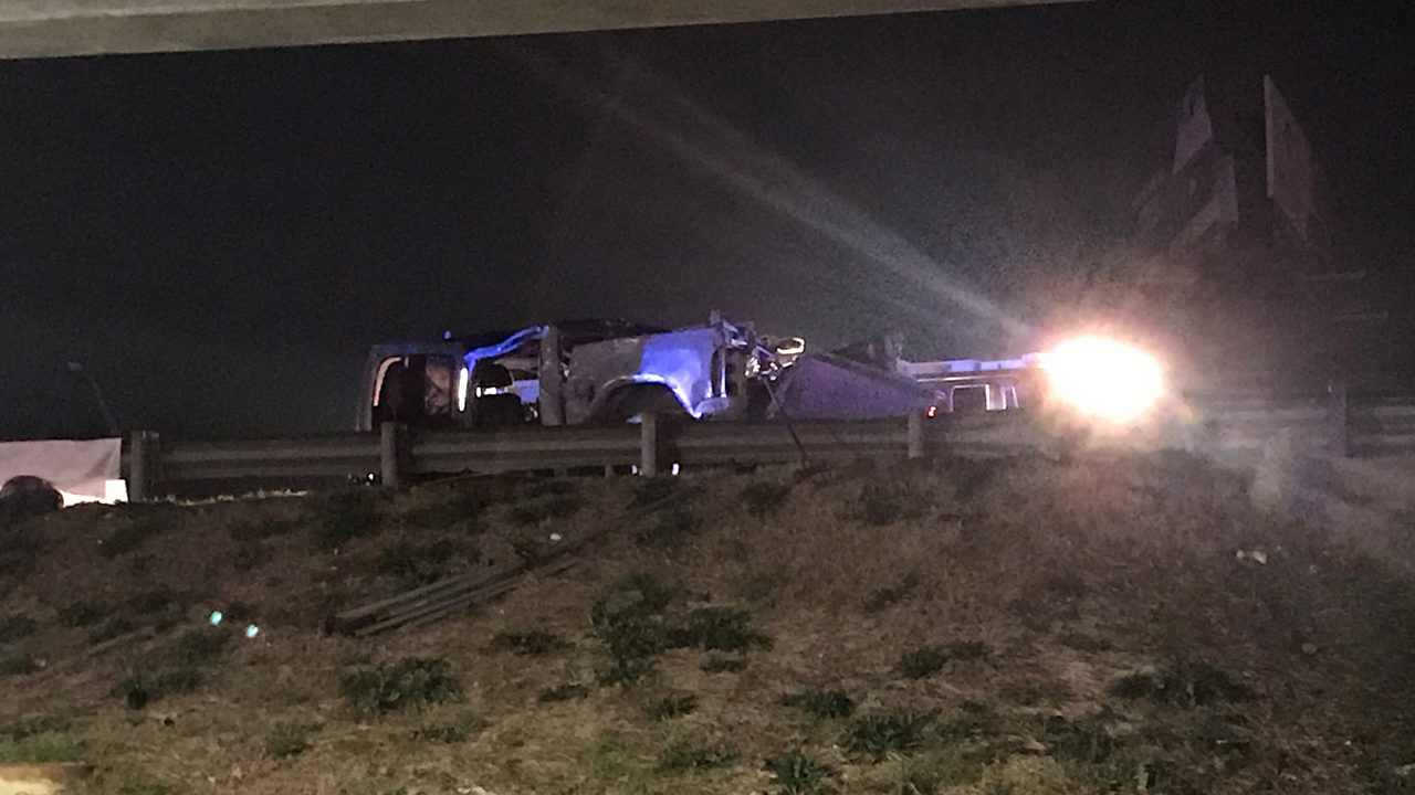 I-75 reopens after deadly crash in Cobb County | WSB-TV