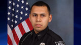DeKalb County Police Officer Edgar Isidro Flores, 24, was killed in the line of duty on Thursday.
