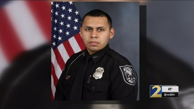 Gainesville Ga Escorts >> Atlanta Georgia Police Officer Killed Law Enforcement