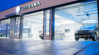 30 cars stolen from Carvana storage lots