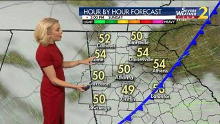 Mostly cloudy day ahead for Sunday