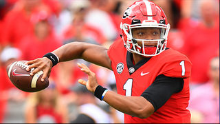 Georgia QB Justin Fields expected to transfer to Ohio State
