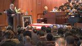 Officer Edgar Flores funeral