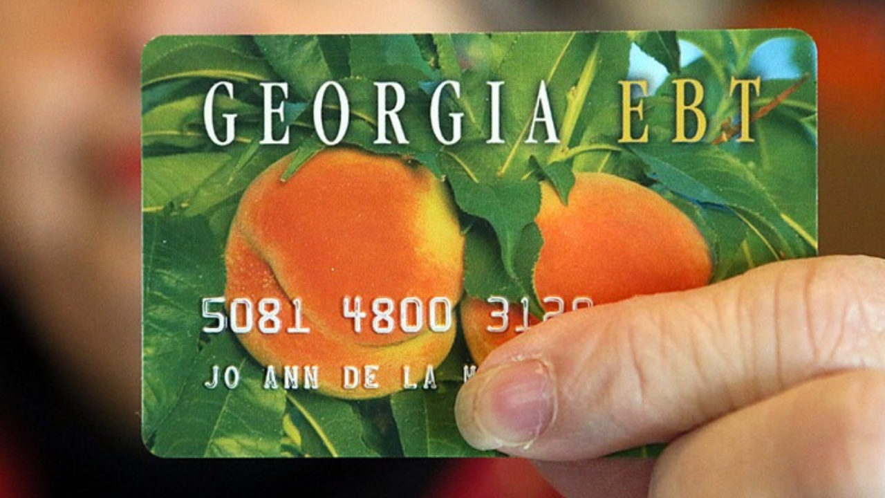 Ga Cuts Food Stamps For Thousands With New System Tracking