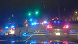 Moments after officer-involved shooting in Fayetteville