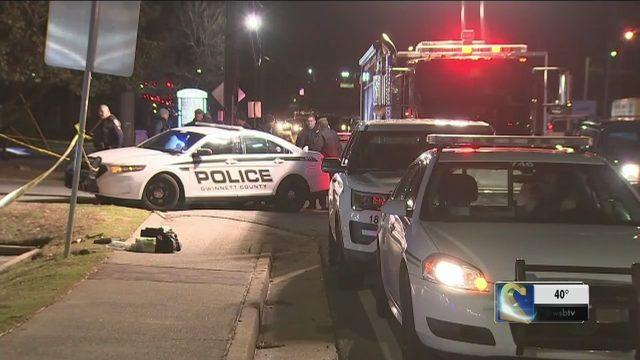 SHOPPING CENTER SHOOTING GEORGIA: Man shot, killed at Gwinnett