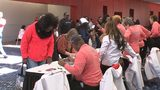 With Super Bowl LIII less than a month away, volunteers are getting ready