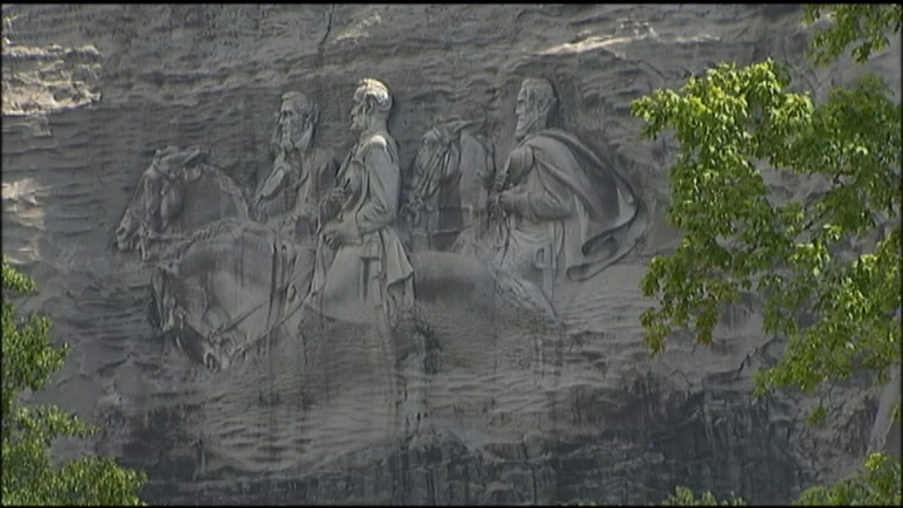 Leaders kick off initiative to remove confederate monuments across georgia wsb tv