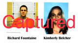 Richard Fountaine and Kimberly Belcher captured