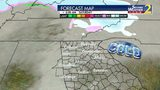 Possibility of wintry mix this weekend
