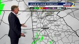 Rain expected for most of metro Saturday
