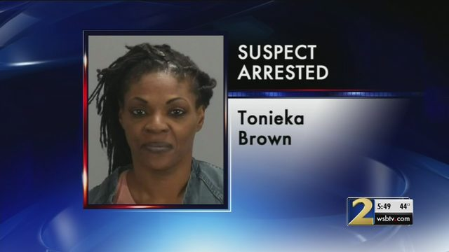 Clayton County sheriff locks woman up over emails containing