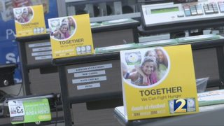 Kroger Can Hunger campaign supports community food banks