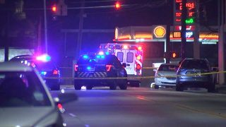Man killed in officer-involved shooting tried to steal officer