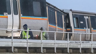 Direct MARTA service to airport resumes after derailed train removed