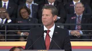 Gov. Brian Kemp to give first State of the State address