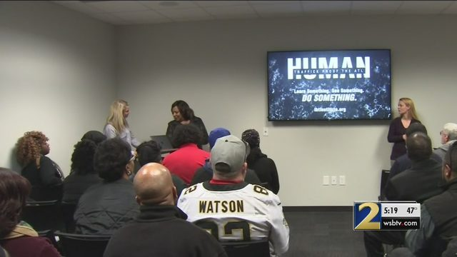 Atlanta Uber drivers learn how to spot sex trafficking