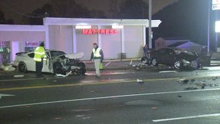 STREET RACING DEATH: Police: College student was driving 103